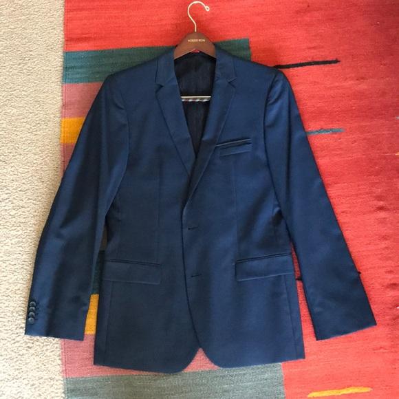 9486b8e56 Hugo Boss Suits & Blazers | Mens Red Line Edition 3 Piece Suit ...
